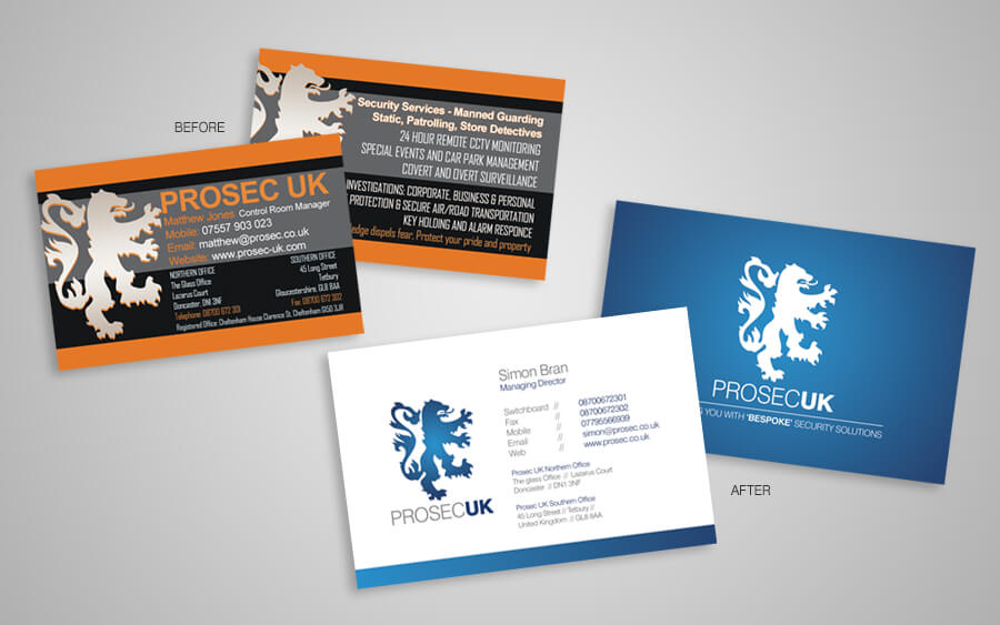 Prosec uk security solutions digital litho and large format brief reheart Choice Image